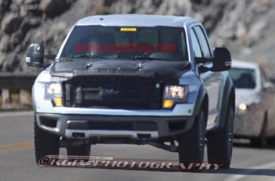 2015 Ford Raptor - Photo from autoblog.com