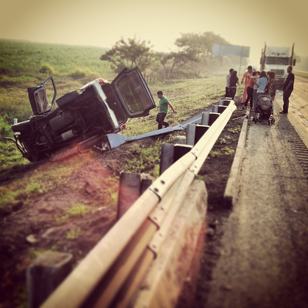 #teamastrid was first on the scene of this accident