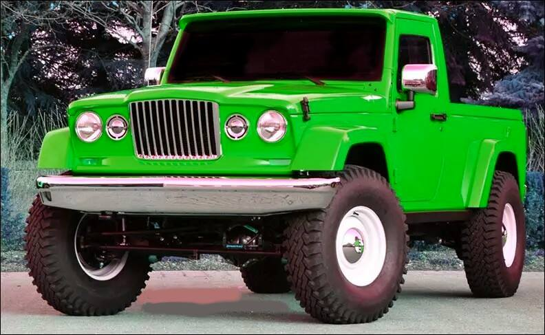 The Jeep Gladiator Coming To Market On April 1st 2015 The 4 4 Podcast